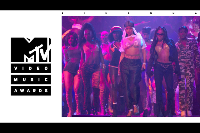 Rude Boy Whats My Name Work Live From The 2016 Mtv Vmas