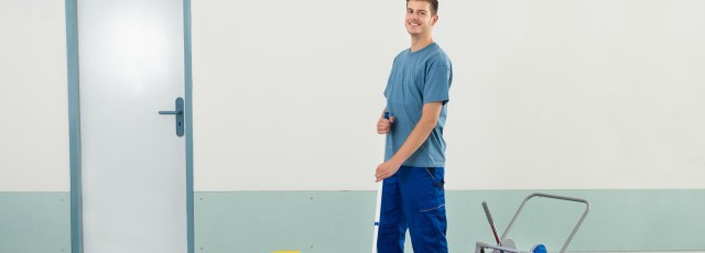 janitor job description