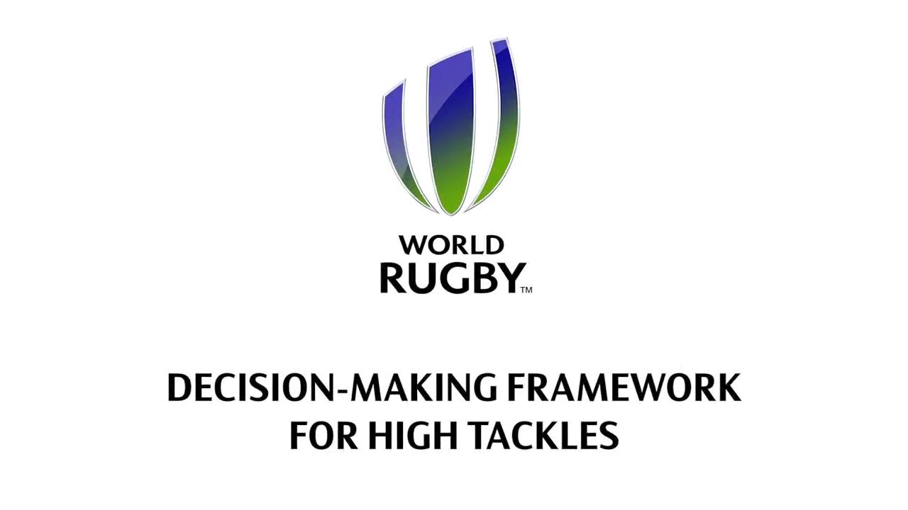 High-tackle sanction framework