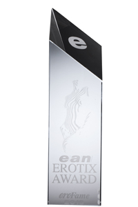 Erotix 2016 Fetish Company of tthe Year Award