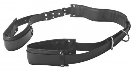 AE282 – Open Wide Padded Thigh Sling Position Aid