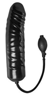 AD165 – XXL Inflatable Dildo