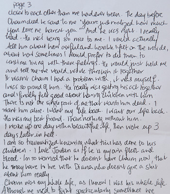 Love letter to win him back