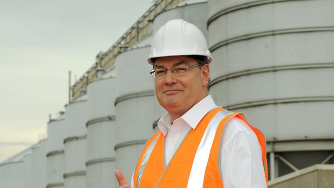 Building a share of the Australian grain sector  Business