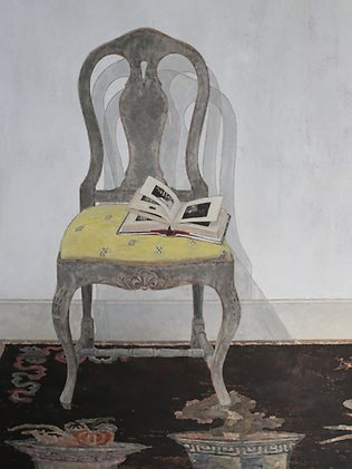 Cressida Campbell: The Danish Chair