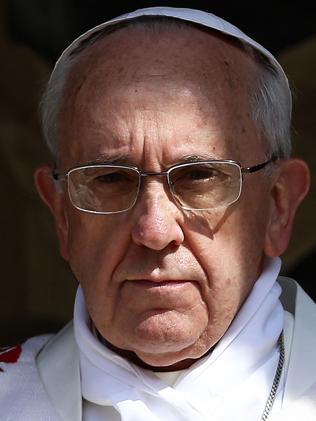Pope Francis's appoitment of Francesca Chaouqui is being investigated. AFP file