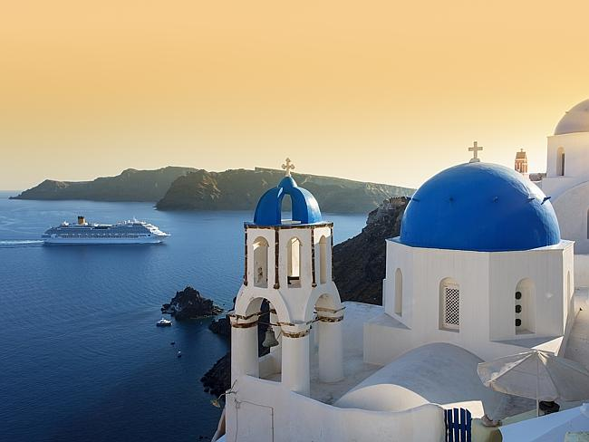Santorini. Picture: Supplied