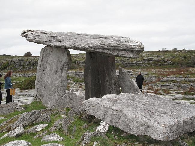 The Burren. Picture: TechnoHippyBiker, Flickr