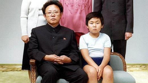 Image result for kim jong father