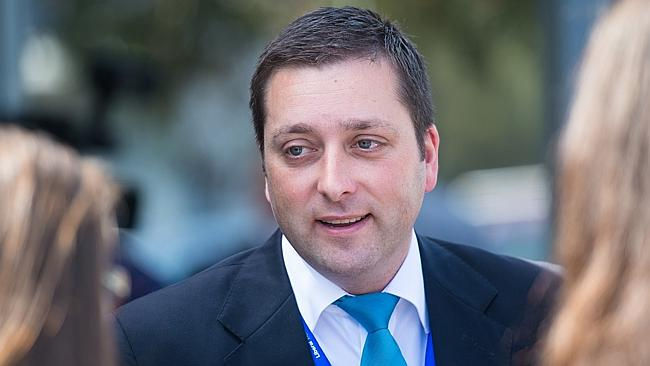 Matthew Guy will nominate for preselection in Bulleen.