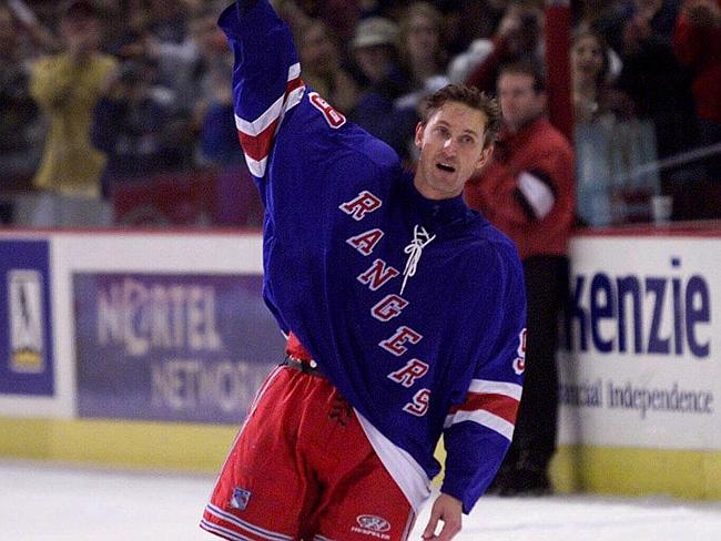 Wayne Gretzky famously said you miss 100 per cent of the goals you don't take.