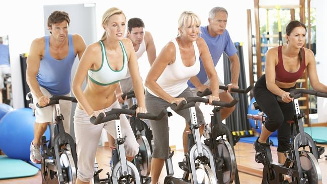 Susie nabbed another free spin class that would normally have cost $36.