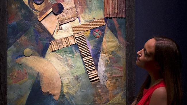 Kurt Schwitters Sold at Auction