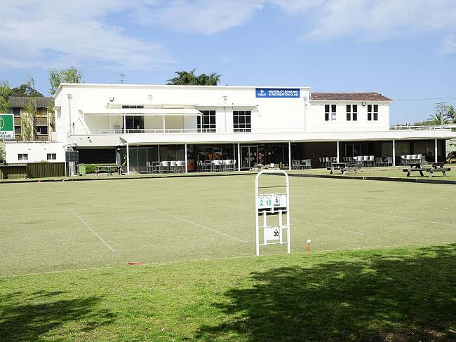 Waverley Bowling club would have been converted into a new HQ for the Roosters. Picture: