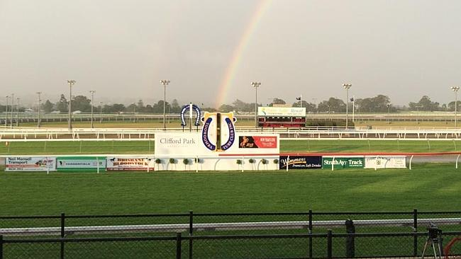 Toowoomba racetrack has been out of play since January 17.