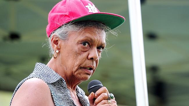Jenny Munro was part of the 1972 tent embassy in Canberra and is now spokeswoman for the