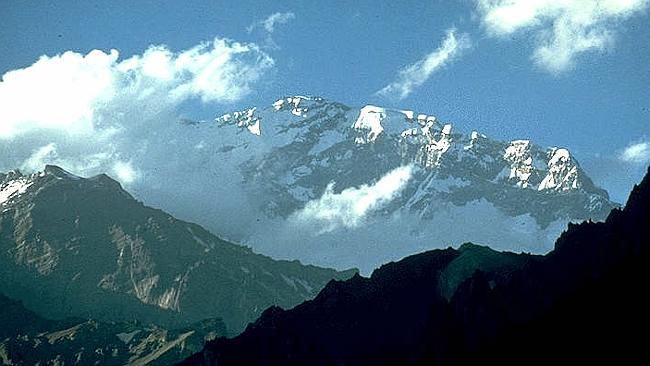 Breathtaking: Mt Aconcagua