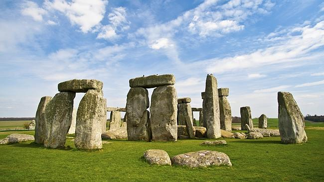 More than a million visitors each year visit Stonehenge to ponder its mysteries. Picture:
