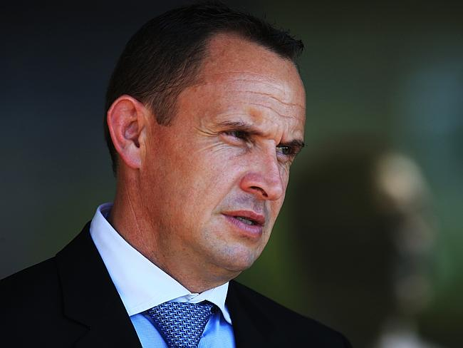 Sydney trainer Chris Waller has backed Craig Williams' running of Brazen Beau. Picture: M