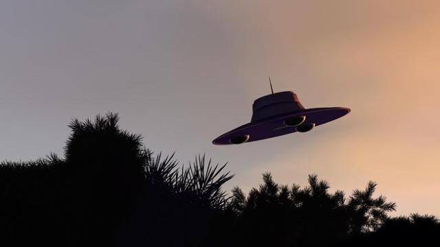There's been a spike in UFO sightings on the Gold Coast.
