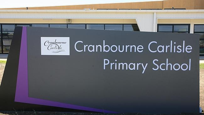 The principal of Cranbourne Carlisle Primary School claimed her offer to the students to