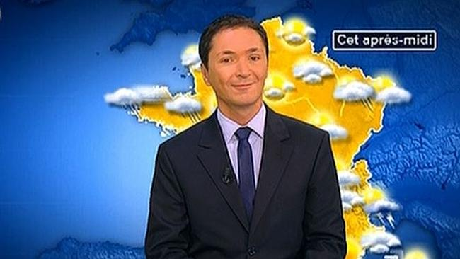 French TV weatherman Philippe Verdier has been taken off the air for writing a book chall