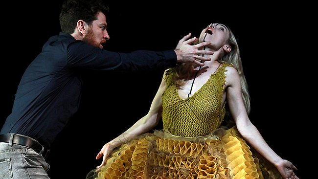 New production of Macbeth a thriller   The Australian