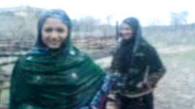 Sisters shot dead for dancing in the rain