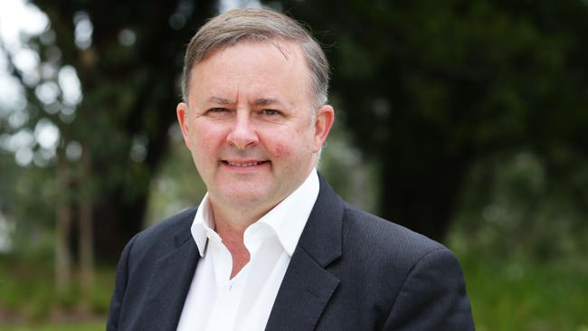 Anthony Albanese was staying tight-lipped on the leadership issue.