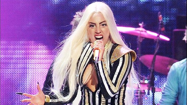 Image result for lady gaga excited