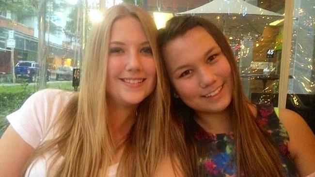 Teen girls missing from Rouse Hill