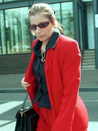 Julie Slattery, was a constants support to Graeme during his trial