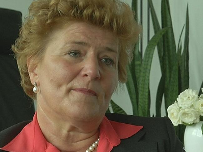 Silvia Pantel, a member of Parliament for the Christian Democratic Union, is against the