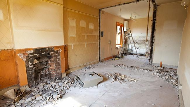 According to the HIA renovation levels are rising. Picture: Thinkstock.