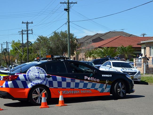 A heightened police presence in western Sydney is feeding anxiety about a terror attack.
