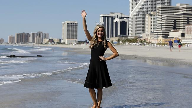 Cruel...Miss America Kira Kazantsev apparently called pledges names and berated them for