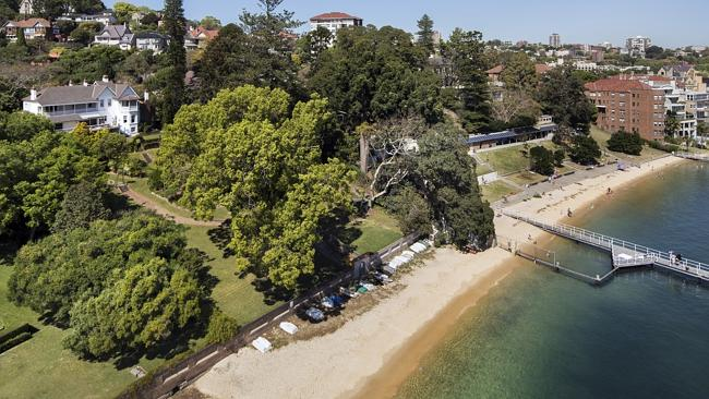 Elaine, a grand estate owned by the Fairfax family is rumoured to have sold for a record