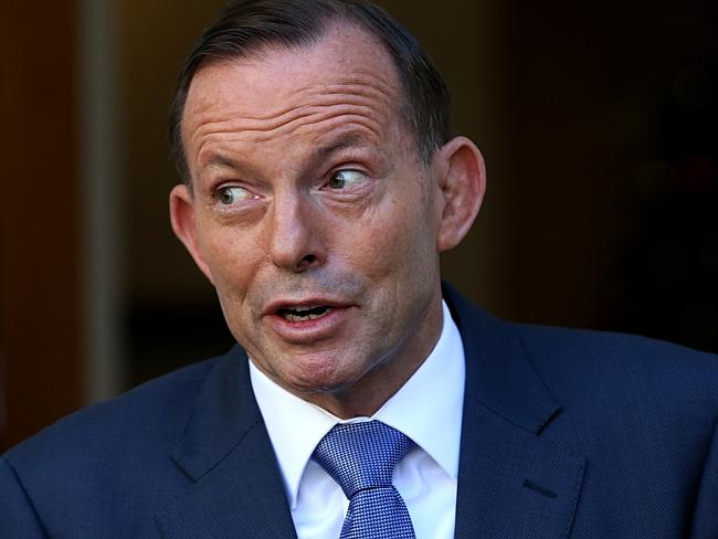 Mr Abbott fielded a wide range of questions, and returned fire with a wide range of facia
