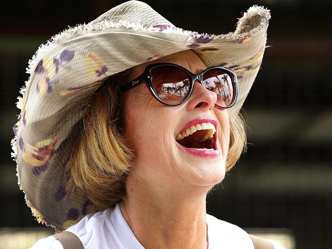 Carriages' trainer Gai Waterhouse.