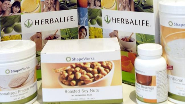 Herbalife has been dogged by controversy in the US.