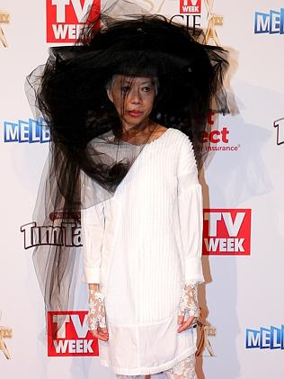 Lee Lin Chin at the Logie Awards