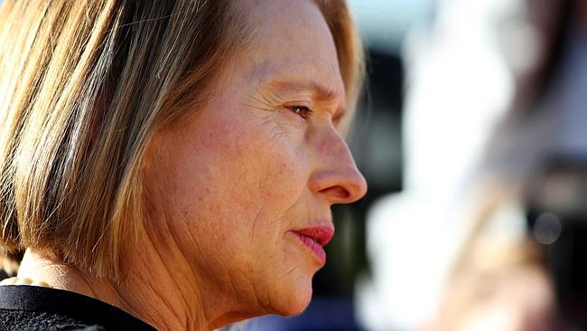 Gai Waterhouse has a great strike rate when backing up horses in big races. Picture: Tara