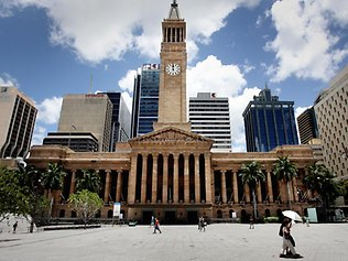 Third of residents oppose $215m Brisbane City Hall reno   The Courier-Mail