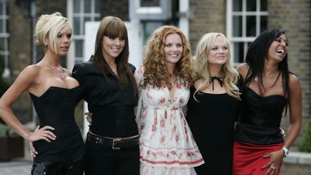 Spice girls breasts — photo 3