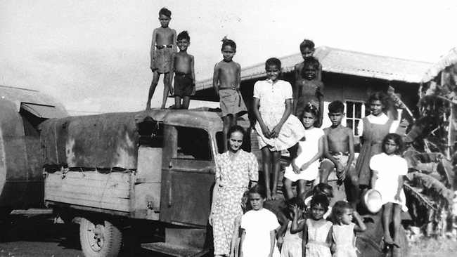 The issues of the aboriginal families and the stolen generation