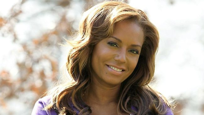 Mel B is due back in Sydney to begin work on Dancing With The Stars and The X Factor ...