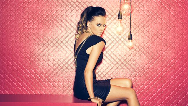 Samantha Jade. Picture: Sony Music