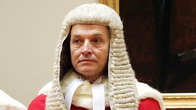 The Honourable Justice Peter D Applegarth  Judge, Supreme Court of Queensland