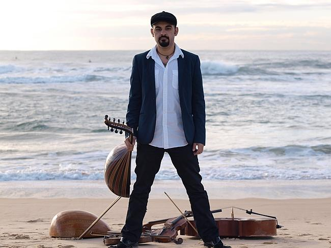 ARIA award-winning oud virtuoso Joseph Tawadros is Inverell's Australia Day am...