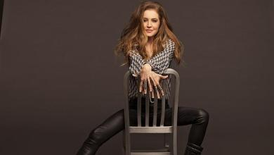 Coming to Australia ... Lisa Marie Presley will tour Sydney and Melbourne next week. Pict